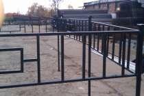 Металлические ритуальные ограды, в Нижнем Новгороде