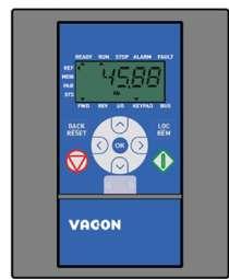 Преобразователь частоты Vacon0020-3L-0023-4+DLRU, в Екатеринбурге