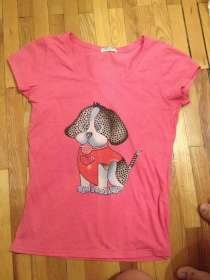 Подростковая футболка, в Анапе