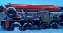 Продам автовышку телескоп 28 м; вездеход УРАЛ,2008 г/в, в Екатеринбурге