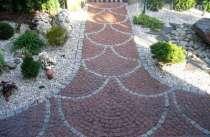 Укладка тротуарной плитки, в г.Мариуполь