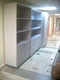 Шкаф для документов полуоткрытый цвет бук, в Челябинске