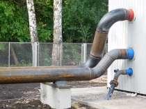 Монтаж отопления, водопровода, в Москве