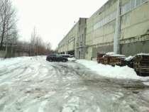 Промышленная, оборудованная складская база в г. С. Петербург, в Санкт-Петербурге