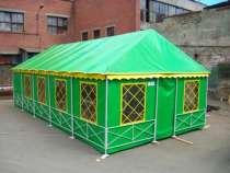 Палатки, шатры, тенты, навесы, в Новосибирске