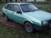 Автомобиль ВАЗ 21093, в Можге