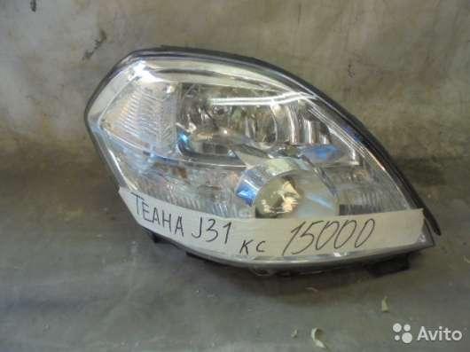 Фара правая ксенон Nissan Teana J31