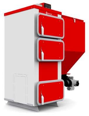 Котлы Хайцтехник для отопления на одной загрузке до 24 часов