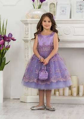 Платье бальное новое