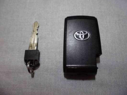 Электронный ключ Тойота в Екатеринбурге Фото 2