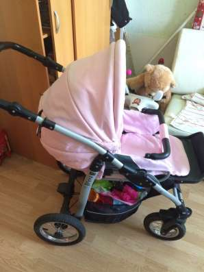 Детская коляска 2в1 плюс автокресло в Москве Фото 3