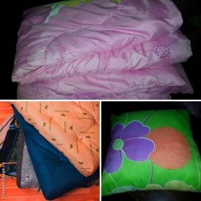 Матрац, подушка и одеяло с бесплатной доставкой