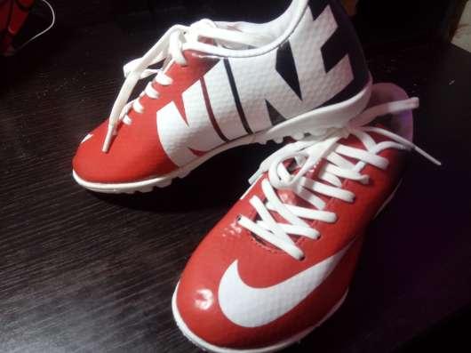 Кроссовки новые р.31 (20.5см) Nike