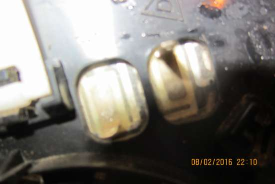 Зеркальный элемент правый Honda C-RV IV
