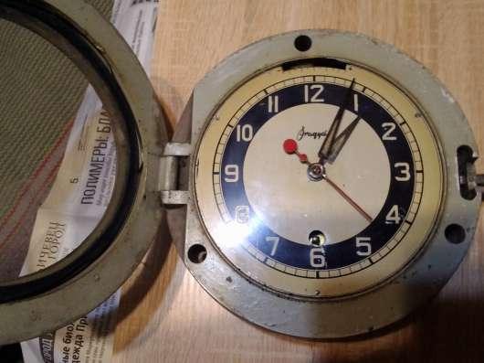 Корабельные настенные судовые часы Oragyar