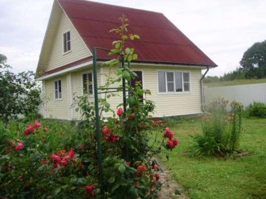 Продается дом в дер. Волосково (Юрловский с/о),Можайский район, 130 км от МКАД по Минскому шоссе. Фото 5