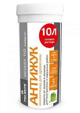 Антижук для древесины Medera 110 Anti-bug Tabs
