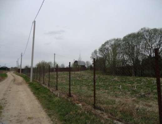 Продается земельный участок 21,5 соток под ЛПХ в деревне Мышкино (Можайское водохранилище)119 км от МКАД по Минскому Можайскому шоссе. Фото 3