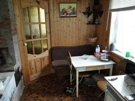 Продам участок с домом и баней озеро в шаговой доступности