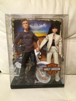 Барби Харлей-Дэвидсон (Barbie Harley-Davidson) в Москве Фото 1
