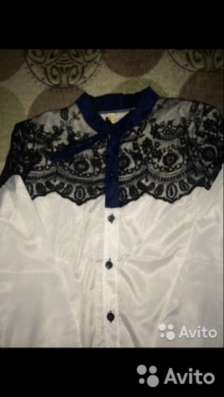 Рубашка красивая новая