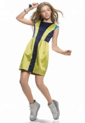 Платье для девочки арт.588гвдт