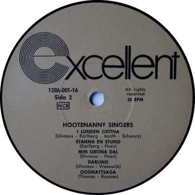 Hootenanny Singers – Hootenanny Singers (ABBA)