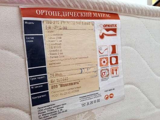 Ортопедический матрас Орматек Premium Mix S1000, 180x210