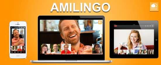 Amilingo - online language learning school