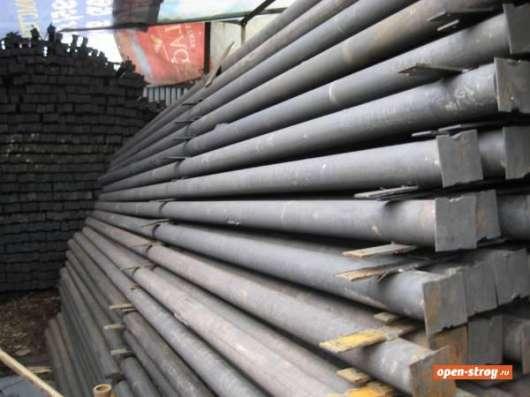 Металлические столбы в Саратове Фото 6