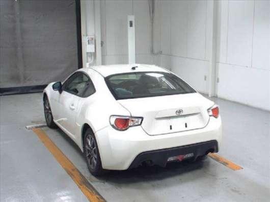 Toyota 86 отличный спортивный купе