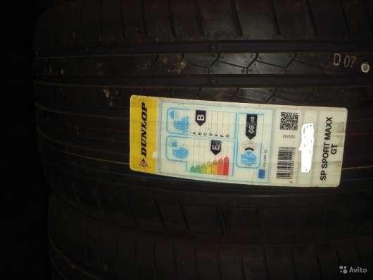 Новые 255/40ZR19 Sport Maxx GT шины дунлоп