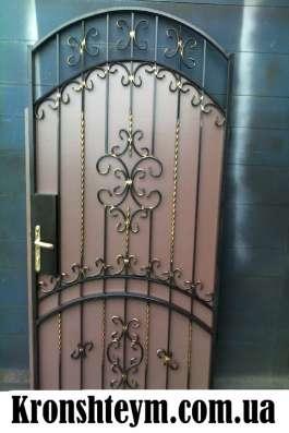 Калитки, ворота кованые в Коростень