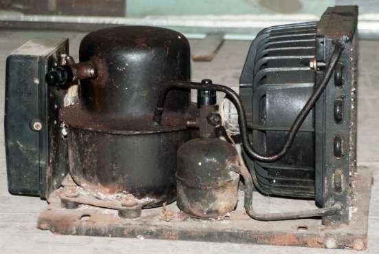 Компрессор холодильный 220В в г. Запорожье Фото 4