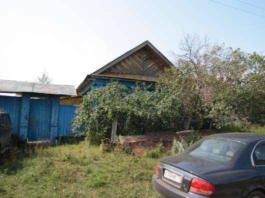 Дом 58 м² на участке 15 сот. в с. Соколка Мамадышского р-на