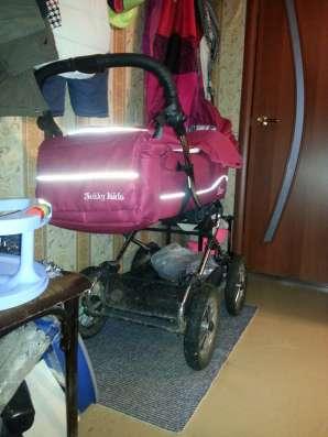 Продается коляска enzo jekky kids в Москве Фото 2