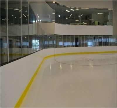 Стекла для хоккейных бортов в Екатеринбурге Фото 2