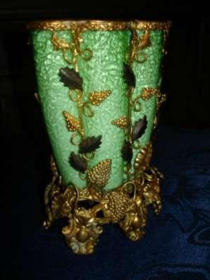 Старин.ваза,двухслой.стекло 19век в Санкт-Петербурге Фото 5
