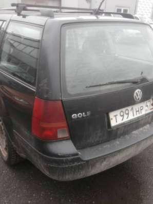 автомобиль Volkswagen Golf, цена 16 руб.,в Санкт-Петербурге Фото 4