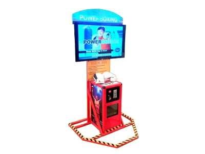 Бокс развлекательный автомат симулятор