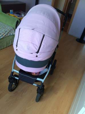 Детская коляска 2в1 плюс автокресло в Москве Фото 5
