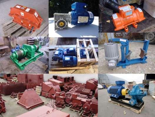 Котельное, редукторы, электродвигатели, огнезащита, краска