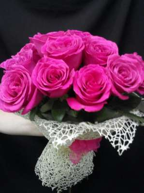 Круглосуточная доставка цветов. Розы от 59 руб