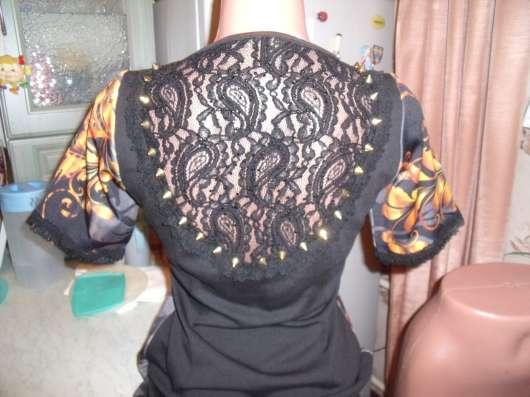 Роскошное новое платье DolceGabbana р.42-44