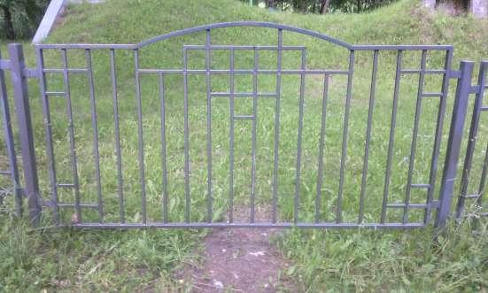 Заборы козырьки навесы ворота металлоконструкции в г. Минск Фото 1