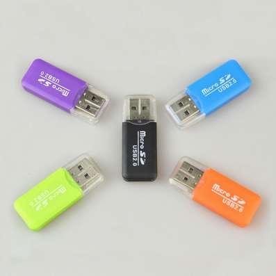 Адаптер к Micro SD новый (USB 2.0) в Перми Фото 4