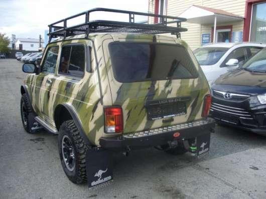 Продажа авто, ВАЗ (Lada), 2121 (4x4), Механика с пробегом 1 км, в Челябинске Фото 3