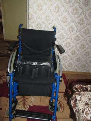 Срочно! Коляска для инвалида с электроприводом Megamat