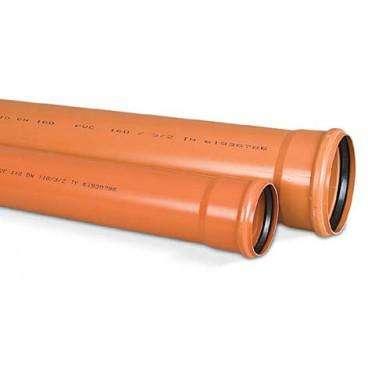 Труба канализационная ПВХ 110-315