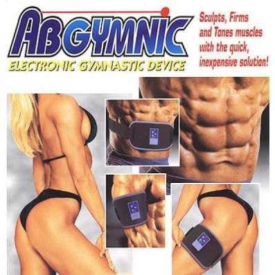 Пояс - миостимулятор AbGymnic+ из TV shop